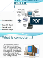 Components of Computer Final