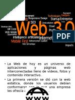 Web 3.0 Exposicion