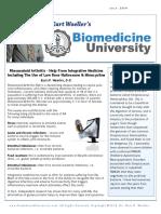 Biomedicine University News 07 14
