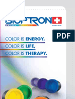 Bioptron Colour Therapy Information Booklet