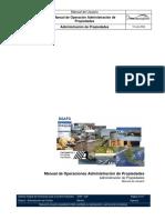 Manual de Administracion de Propiedades