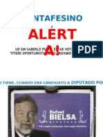 ALERTA BIELSA