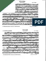 1° e 2° Cllarinetto in Sib