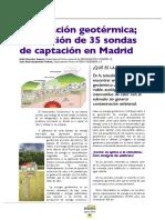 Obras Urbanas Perforacion Geotermica
