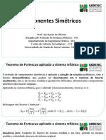 Componentes Simetricos