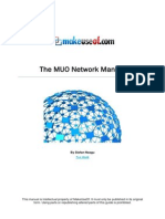 Guide MUO Network Manual