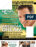 Search and Employ Magazine March-April 2010
