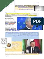 Zamach na Apolejusza z BOR-u PDO299 224 280 298 FO von Stefan Kosiewski do PO w Warszawie ZR ZECh Magazyn Europejski 20160313 SOWA