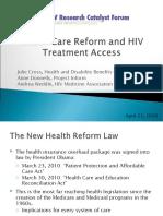 Pres Health Care Reform 04-20-10