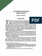 The origin and nature of the church - Johnston.pdf