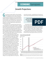 Revisiting Gdp Growth Projections