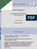 58119-Bonazzi Montessori Mente Del Bambino