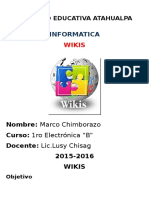 Informatica Wiki