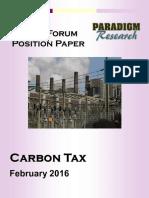 PF15 Feb Carbon Tax