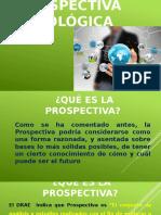 1- La Prospectiva