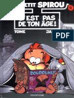 Le Petit Spirou T09 C'Est Pas de Ton Âge !