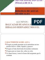 Microbiologia de Aguas Residuales