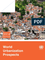 World Urbanization Prospects UN 2014 Full Report