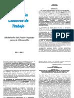 Contrato Colectivo 2016 -2018