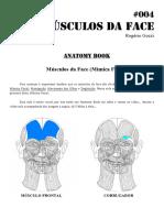 004 - Anatomy Book - Musculos Da Face