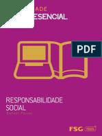 Estudo Orientado Unidade 1 - Responsabilidade Social