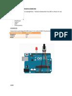 Analogwrite Led Potenciòmetre