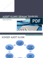Audit Klinis Demam Thypoid