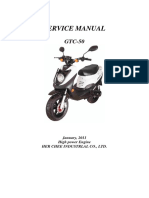 Adly 50gtc Service Manual