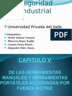 Seguridad Industrial Diapositivas de Exposicion