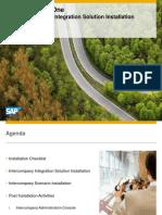 SAP Bussiness One Intercompany