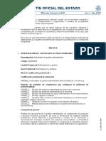 ADGD0308 Certificado Profesional