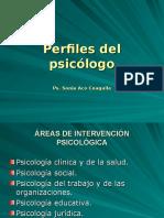 Niveles de Intervenciòn en Psicologia Clinica-I