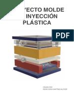 Molde de Inyección Plástica