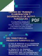 ELABORACIÓN Y DESARROLLO DE RUTAS TURÍSTICAS.ppt