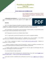 Decreto 7.808-12