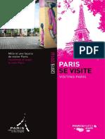 Paris Se Visite 2015 2016