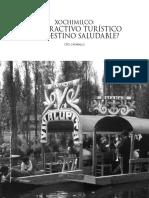 Xochimilco, ¿un atractivo turístico?
