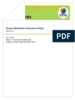 wipro Mediclaimpolicy