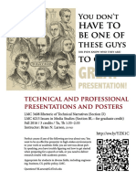 LMC3408 Technical and Professional Presentations and Posters