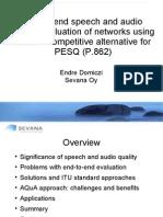 AQuA - Competitive Alternative for PESQ (P.862)