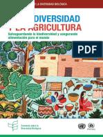 Biodiversidad y Agricultura 2008