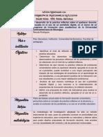 Analisis El desarrollo de la práctica reflexiva sobre el quehacer docente.pdf