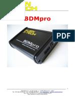 BdmPro Eng