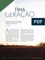 A Ultima Geracao Revista Adventista