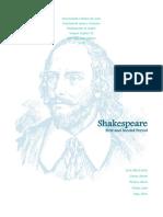 Shakespeare- monograph