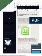 Cara Mudah Membuat OS Linux Mint Portable Di Flashdisk _ Jendela Ilmu