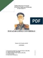 Eleazar Lopez Contreras