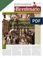 Diario del Bicentenario 1908