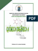 Polígrafo Química Orgânica Básica