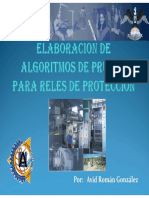 Elaboracion de Algoritmos de Prueba Para Reles de Proteccion Diapositivas